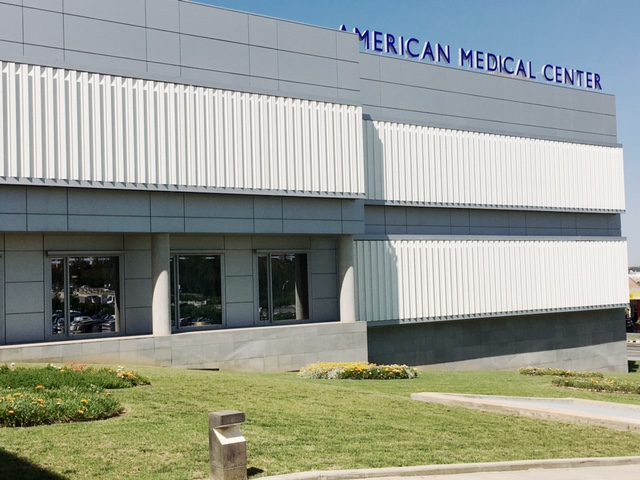 American Medical Center Cyprus Mauro Cassese