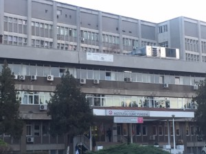 Proctoring al Fundeni hospital in Bucarest Romania 2